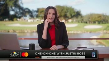 Mastercard TV Spot, 'One-on-One With Justin Rose' - Thumbnail 5