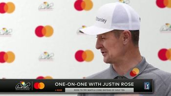 Mastercard TV Spot, 'One-on-One With Justin Rose' - Thumbnail 7