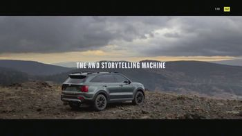 2021 Kia Sorento TV Spot, 'The Bear and the Eagle' Song by The Heavy [T1] - Thumbnail 6