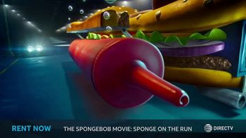 DIRECTV Cinema TV Spot, \'The SpongeBob Movie: Sponge on the Run\'