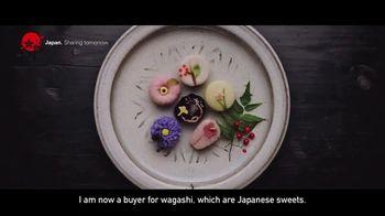 Japan National Tourism Organization TV Spot, 'Wagashi'