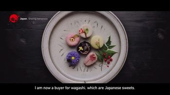 Japan National Tourism Organization TV Spot, 'Wagashi' - Thumbnail 4
