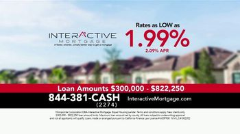 Interactive Mortgage TV Spot, 'Near All Time Lows: Rates As Low As 1.99%' - Thumbnail 1