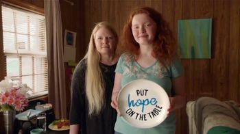 Food Lion, LLC TV Spot, 'Help Us Put Hope on the Table'