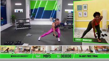 Beachbody TV Spot, 'Megan's Muscle Burns Fat Program'