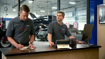 National Tire & Battery TV Spot, 'Two Advisors: $100 Off'