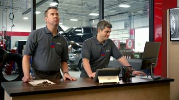 Tire Kingdom TV Spot, 'Two Advisors: $100 Off' - Thumbnail 9