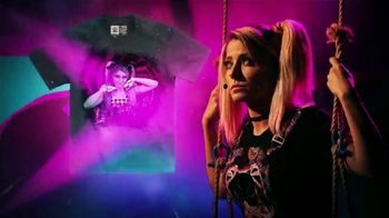 WWE Shop TV Spot, 'Endless Possibilities: Tees as Low as $14 and Championship Title Savings' Song by Command Sisters - 3 commercial airings