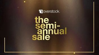Overstock.com Semi-Annual Sale TV Spot, 'Spring's Top Sellers' - Thumbnail 1