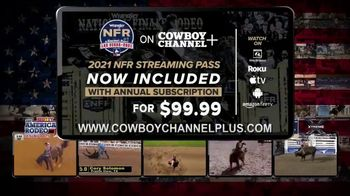 Cowboy Channel Plus TV Spot, '2021 NFR Streaming Pass' - Thumbnail 3