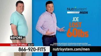 Nutrisystem for Men TV Spot, 'Lost Your Motivation: 50% Off' - Thumbnail 3