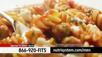 Nutrisystem for Men TV Spot, 'Lost Your Motivation: 50% Off' - Thumbnail 5