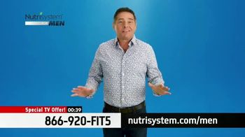 Nutrisystem for Men TV Spot, 'Lost Your Motivation: 50% Off' - Thumbnail 6