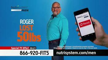 Nutrisystem for Men TV Spot, 'Lost Your Motivation: 50% Off' - Thumbnail 8