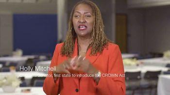 Dove CROWN Coalition TV Spot, 'Pass the Crown: School' - Thumbnail 8