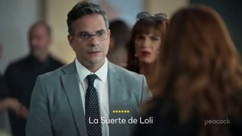 Peacock TV TV Spot, 'Favoritos' [Spanish]