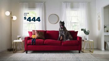 Bob's Discount Furniture Jessie Sofa TV Spot, 'It's All About Choices' - Thumbnail 5