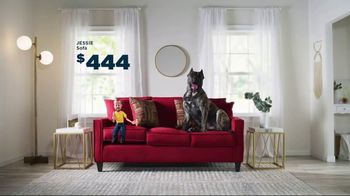 Bob's Discount Furniture Jessie Sofa TV Spot, 'It's All About Choices' - Thumbnail 6