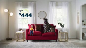 Bob's Discount Furniture Jessie Sofa TV Spot, 'It's All About Choices' - Thumbnail 7
