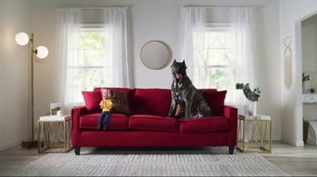 Bob's Discount Furniture Jessie Sofa TV Spot, 'It's All About Choices'