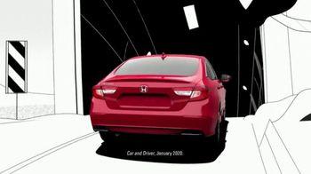 Honda Accord TV Spot, 'Redesigned' [T2] - Thumbnail 4