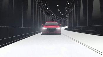 Honda Accord TV Spot, 'Redesigned' [T2] - Thumbnail 5
