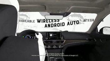 Honda Accord TV Spot, 'Redesigned' [T2] - Thumbnail 7
