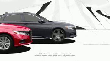Honda Accord TV Spot, 'Redesigned' [T2] - Thumbnail 9