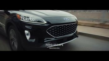 Ford TV Spot, 'Because of This: SUVs: Rain and Snow' [T2] - Thumbnail 1