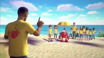 Superbook: Doubting Thomas Home Entertainment TV Spot