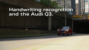 2019 Audi Q3 TV Spot, 'Touch' [T1] - Thumbnail 8