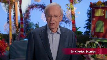 In Touch Ministries TV Spot, 'Wondermore' Featuring Dr. Charles Stanley - Thumbnail 2
