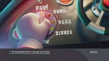 XFINITY On Demand TV Spot, 'The SpongeBob Movie: Sponge on the Run'