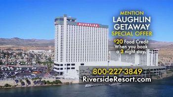Riverside Resort & Casino TV Spot, 'Laughlin Getaway Special Offer' - Thumbnail 5