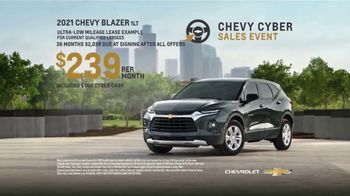 Chevrolet Cyber Sales Event TV Spot, 'Family of SUVs: Engineers' [T2] - Thumbnail 8