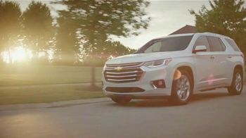 Chevrolet Cyber Sales Event TV Spot, 'Family of SUVs: Engineers' [T2] - Thumbnail 6