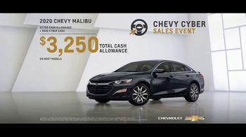 Chevrolet Cyber Sales Event TV Spot, 'Just Better' [T2] - Thumbnail 6