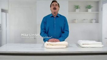 My Pillow Mike's Christmas Special TV Spot, 'Absorption Test' - Thumbnail 1