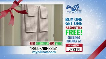 My Pillow Mike's Christmas Special TV Spot, 'Absorption Test' - Thumbnail 9
