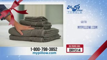 My Pillow Mike's Christmas Special TV Spot, 'Absorption Test' - Thumbnail 7