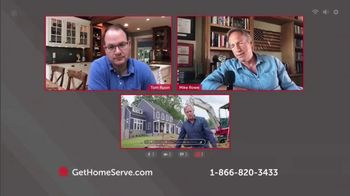 HomeServe USA TV Spot, 'Video Chat' Featuring Mike Rowe