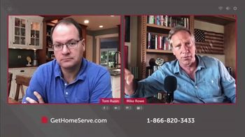 HomeServe USA TV Spot, 'Video Chat' Featuring Mike Rowe - Thumbnail 2