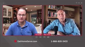 HomeServe USA TV Spot, 'Video Chat' Featuring Mike Rowe - Thumbnail 3