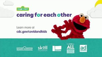 Centers for Disease Control and Prevention TV Spot, 'Sesame Street: Healthy Habits with Grover' - Thumbnail 9