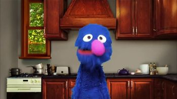 Centers for Disease Control and Prevention TV Spot, 'Sesame Street: Healthy Habits with Grover'