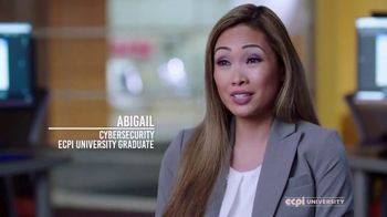 ECPI University TV Spot, 'Abigail: Servers'