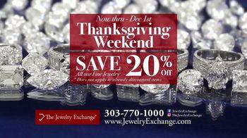 Jewelry Exchange TV Spot, 'Thanksgiving Weekend' - Thumbnail 6
