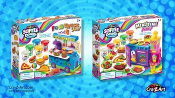 Cra-Z-Art Softee Dough Food Truck and Mealtime Fun TV Spot, 'The Best' - Thumbnail 9