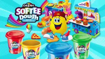 Cra-Z-Art Softee Dough Food Truck and Mealtime Fun TV Spot, 'The Best' - Thumbnail 2