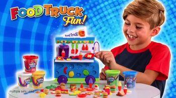 Cra-Z-Art Softee Dough Food Truck and Mealtime Fun TV Spot, 'The Best' - Thumbnail 4